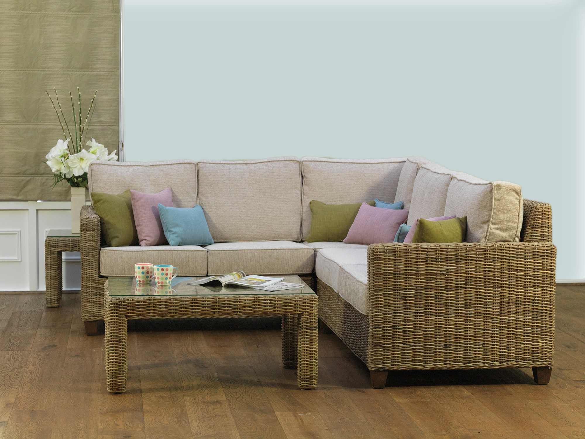 Abington Modular Daro Cane Furniture Rattan Furniture