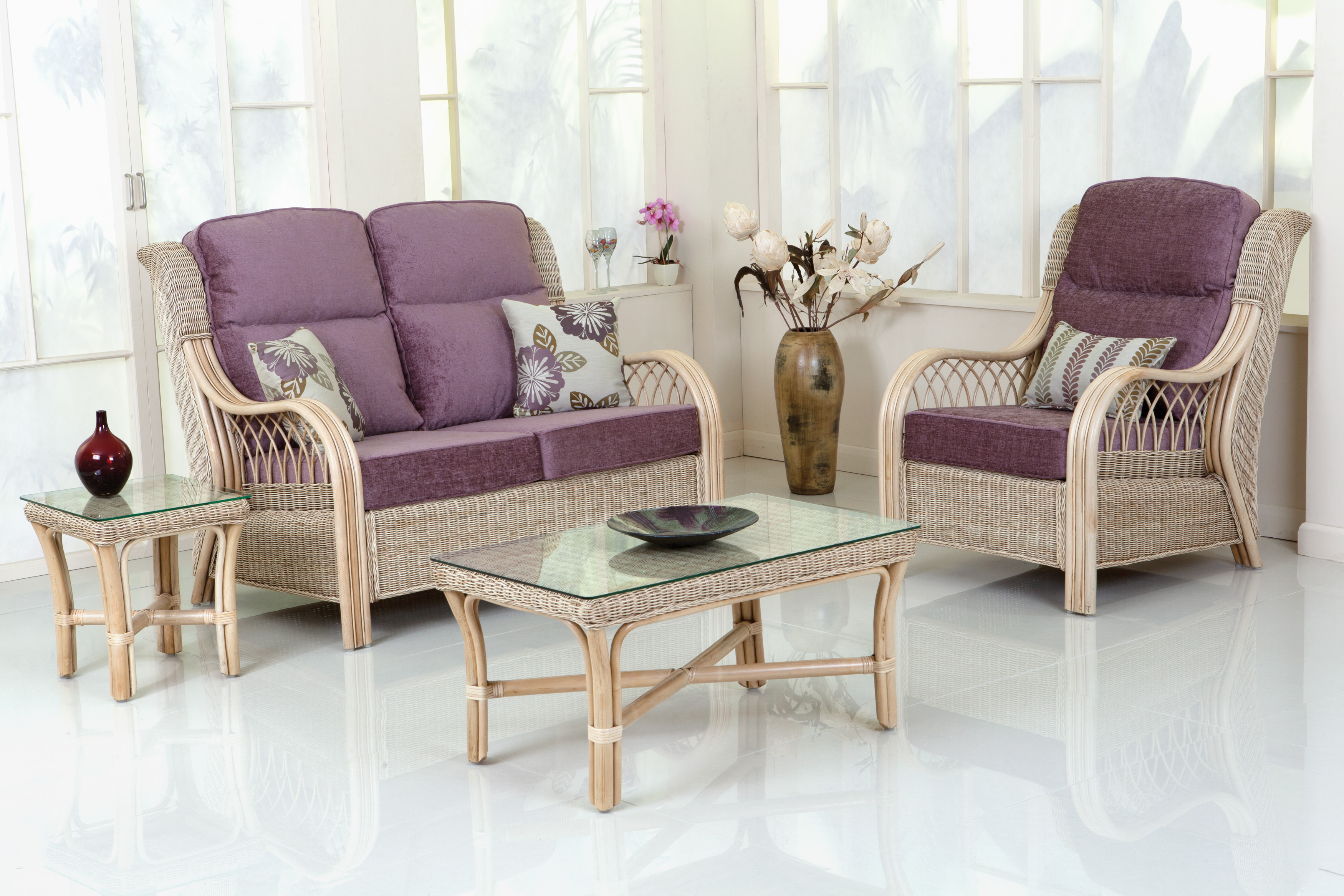 Modern Cane Furniture