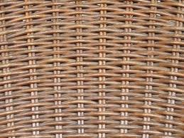 what is the difference between wicker furniture and rattan