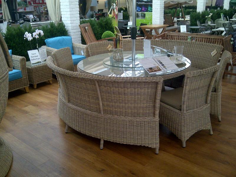Retail Sales Rise Daro Cane Furniture Rattan Furniture