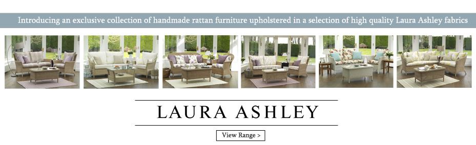 Laura Ashley cane furniture