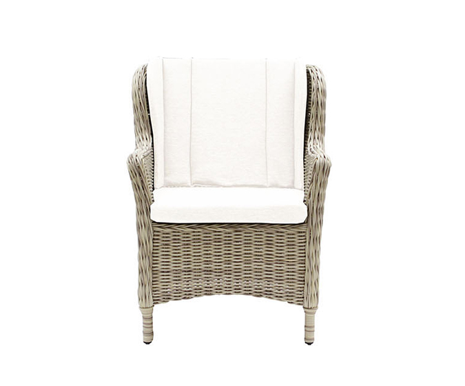 Auckland Winged Dining Chair
