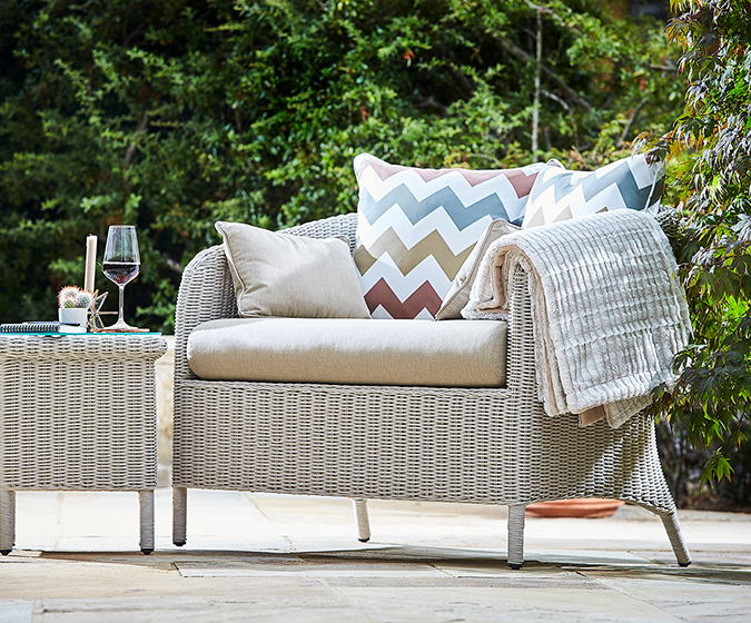 Arley Outdoor Lounging Sofa