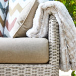Arley Outdoor Snuggler Chair