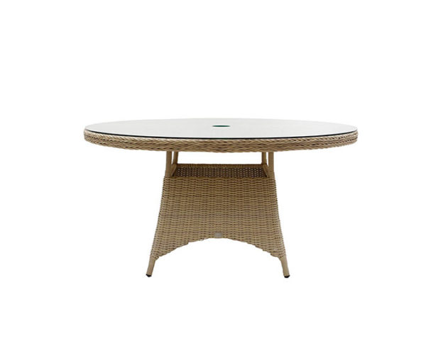 Auckland 120cm Round Dining Table