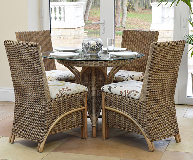 Waterford 100cm Round Dining Table