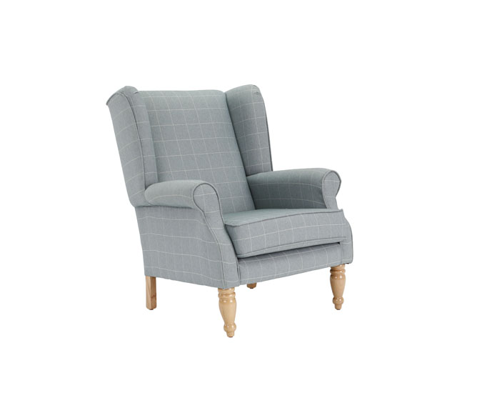 Bosworth Winged Armchair