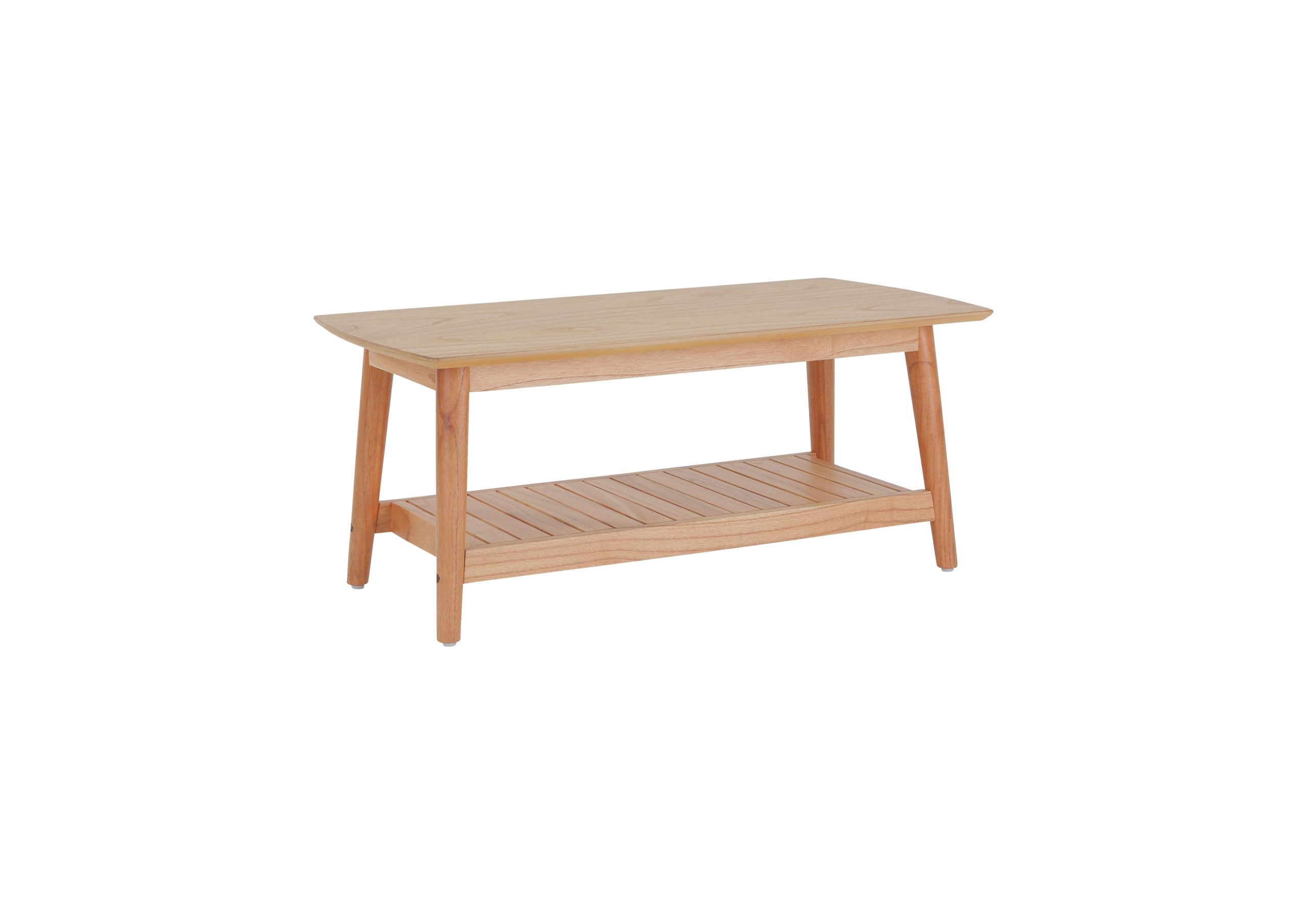 Kayu Coffee Table with Shelf