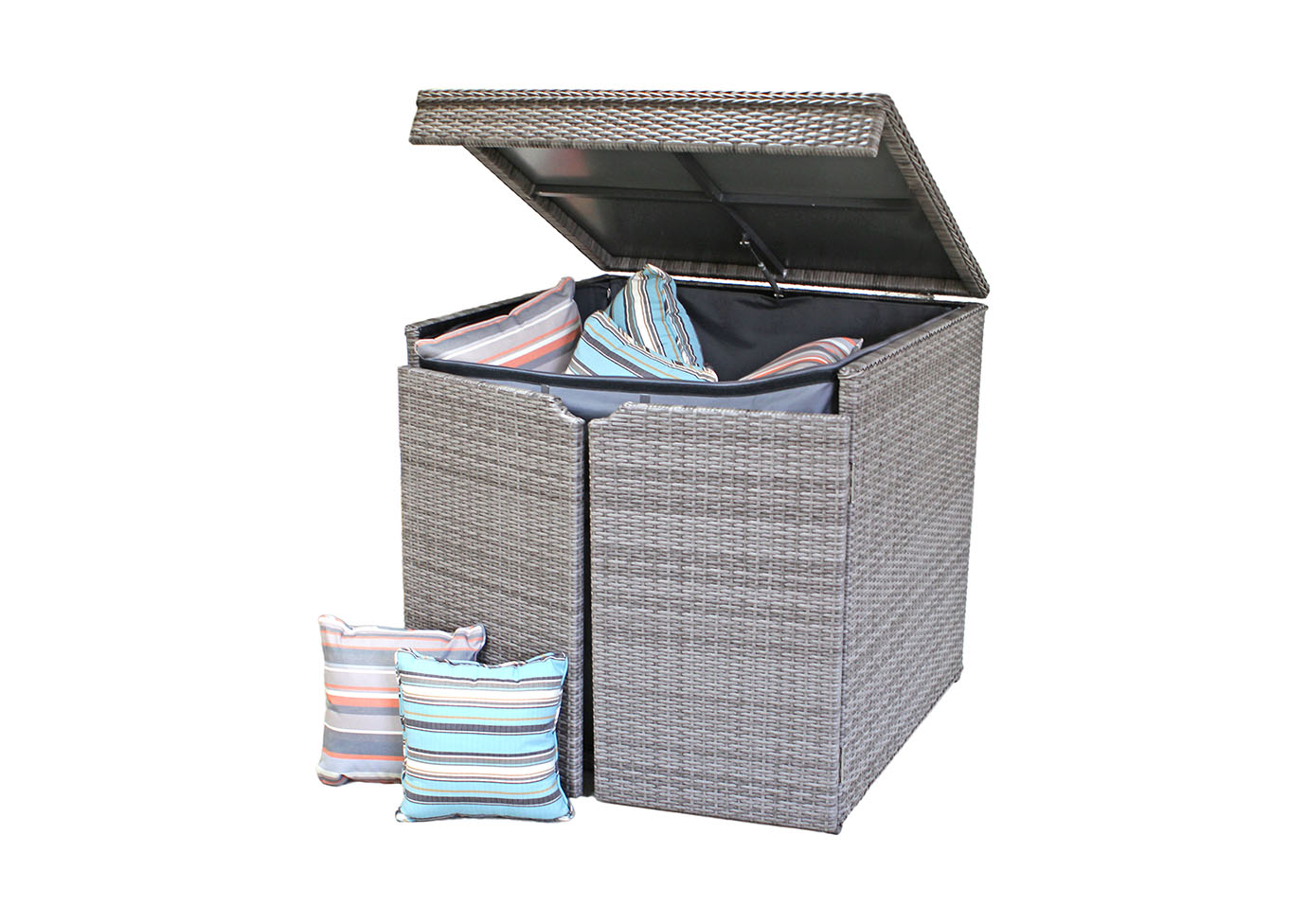 Storage Cabinet (Dark Grey)