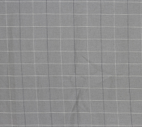 Laura Ashley Luxford Stripe Cranberry - Swatch Sample