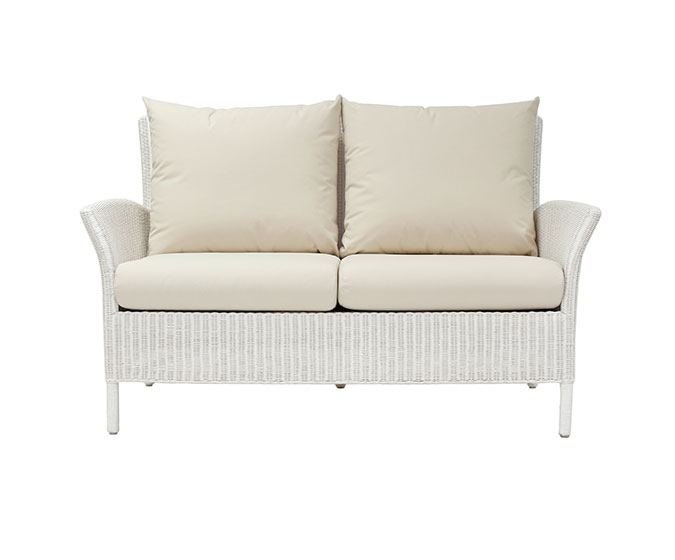 Wilton Lounging Chair - White Wash