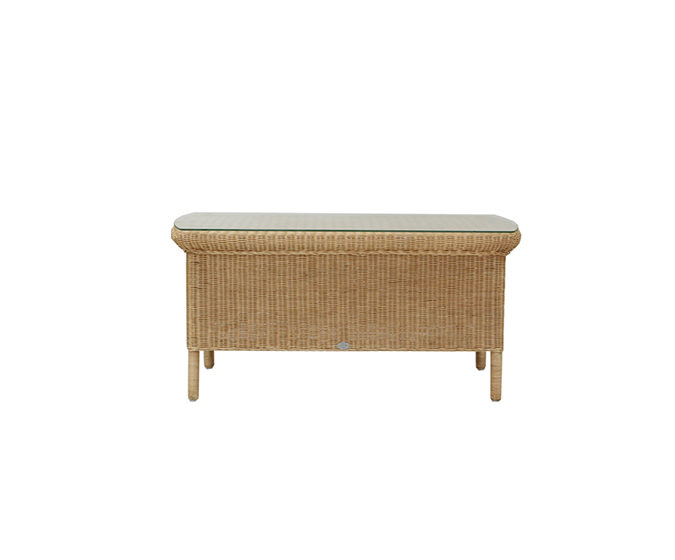 Laura Ashley Universal Coffee Table - Harvest Brown Wash