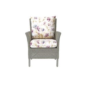 Wilton Lounging Chair - Grey Wash