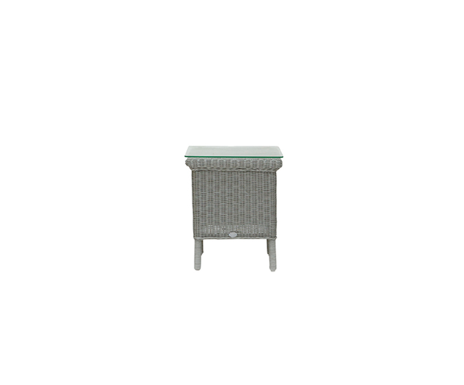 Wilton Side Table - Grey Wash