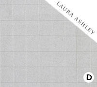Laura Ashley Elmore Silver - Swatch Sample