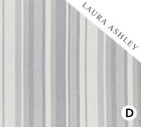 Laura Ashley Kimpton Pale Steel - Swatch Sample