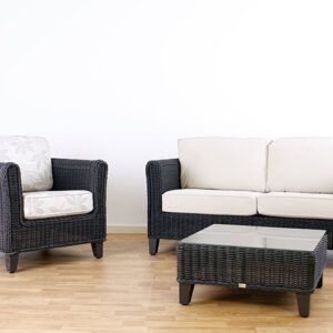 Auckland Charcoal Lounging Set