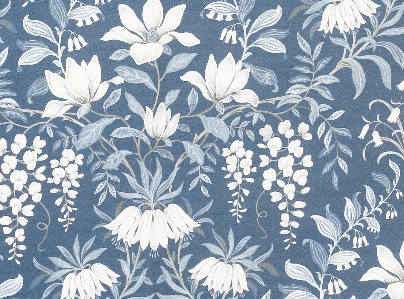 Laura Ashley Paterre Seaspray - Swatch Sample