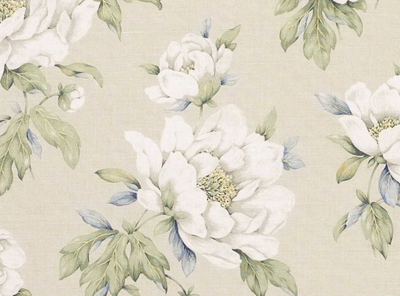 Laura Ashley Wisley Linen - Swatch Sample