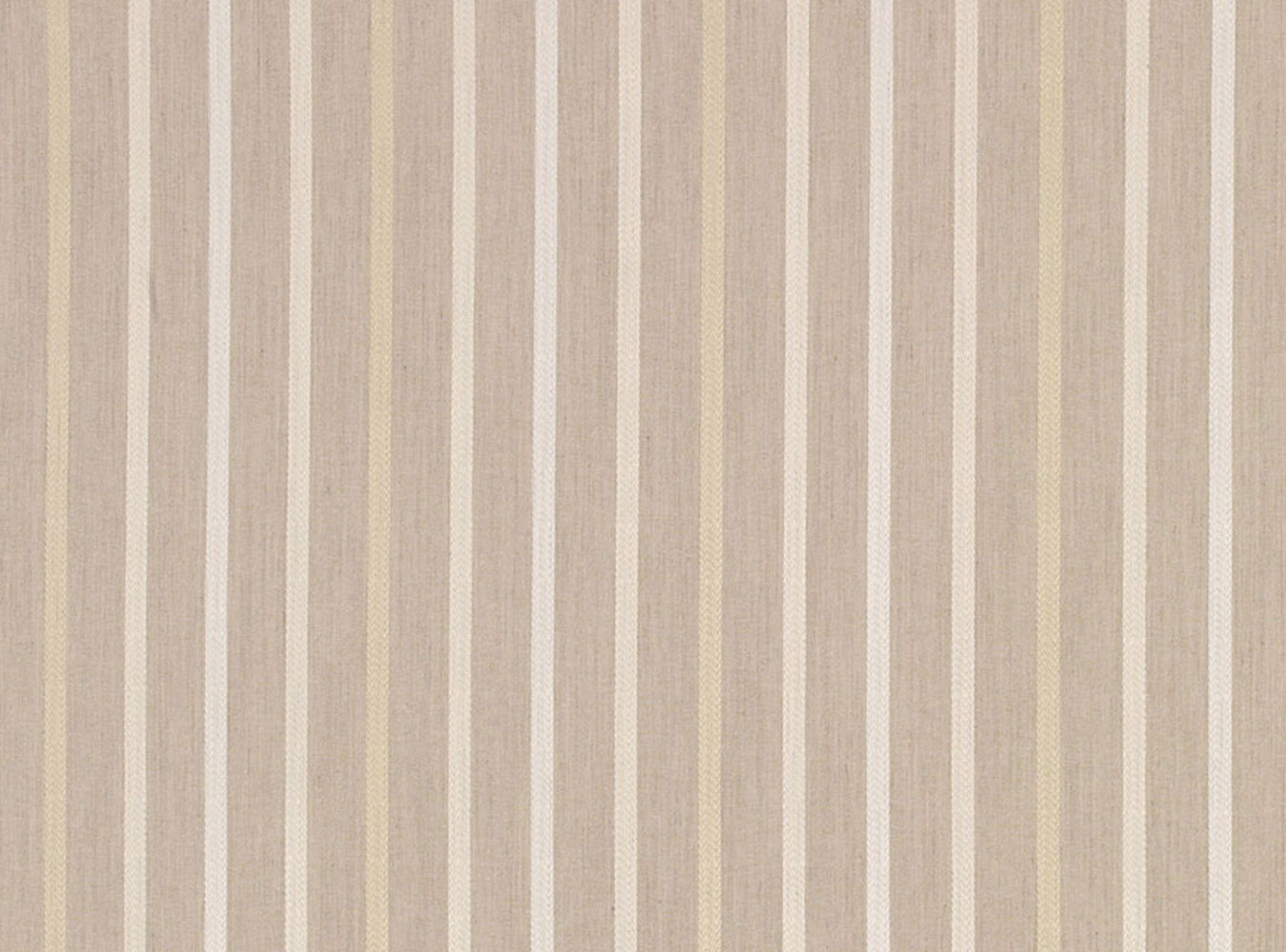 Laura Ashley Luxford Stripe Off White - Swatch Sample
